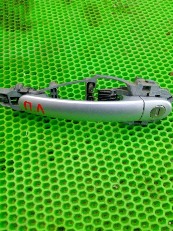 Ручка двери Skoda Octavia А4 передняя левая (б/у)