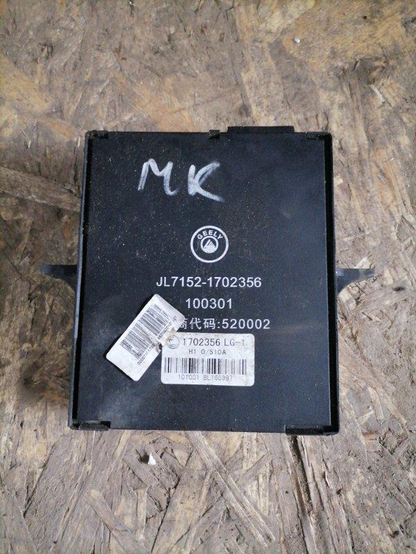 Блок комфорта Geely Mk (б/у)