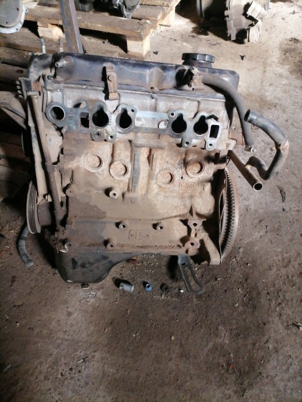 Двигатель Hyundai Lantra (б/у)