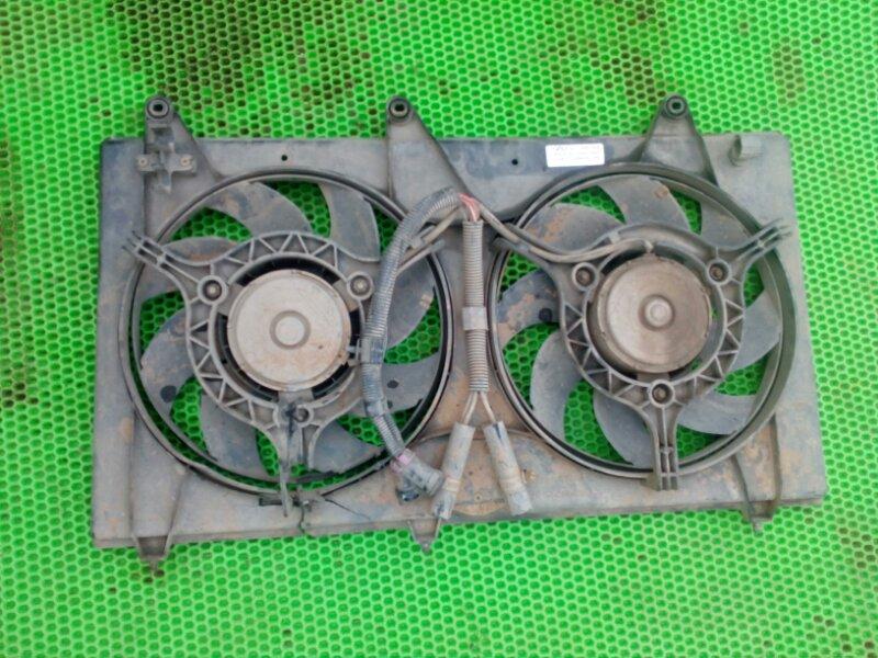 Вентилятор радиатора Chery Qq6 SQR473F 2008 (б/у)