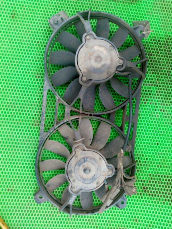 Вентилятор радиатора Daewoo Leganza C18NED 2000 (б/у)