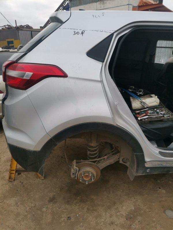 Крыло Hyundai Creta G4FG 2018 заднее правое (б/у)