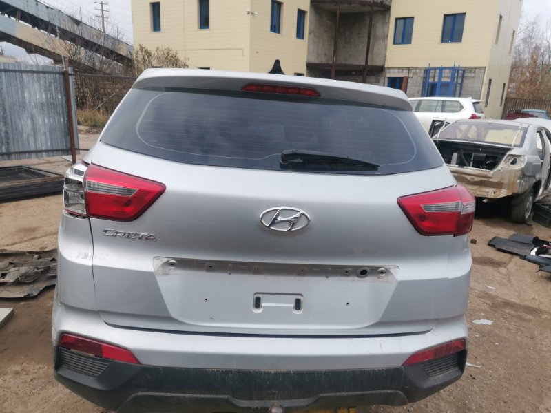 Крышка багажника Hyundai Creta G4FG 2018 (б/у)