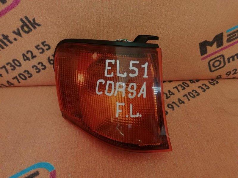 Габарит Toyota Corsa EL51 4E передний правый (б/у)