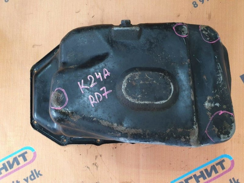 Поддон Honda Cr-V RD7 K24A (б/у)