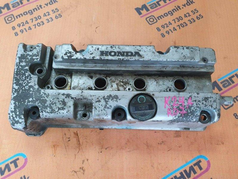 Клапанная крышка Honda Cr-V RD7 K24A (б/у)