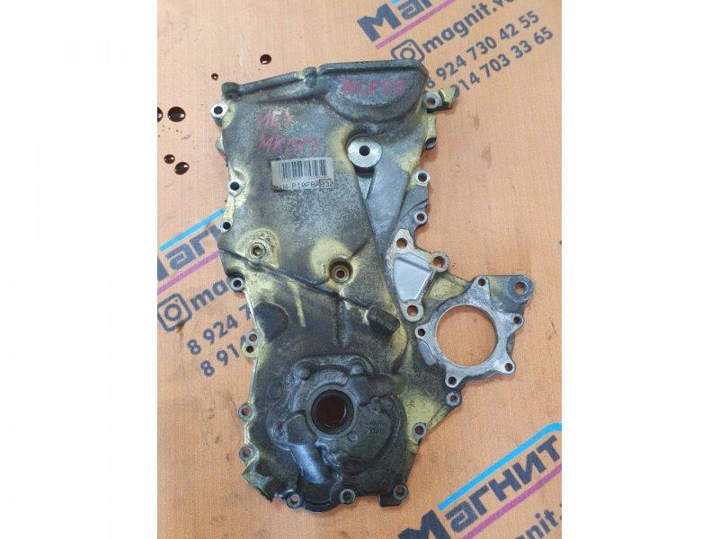 Лобовина двс Toyota Probox NCP59 1NZ-FE (б/у)