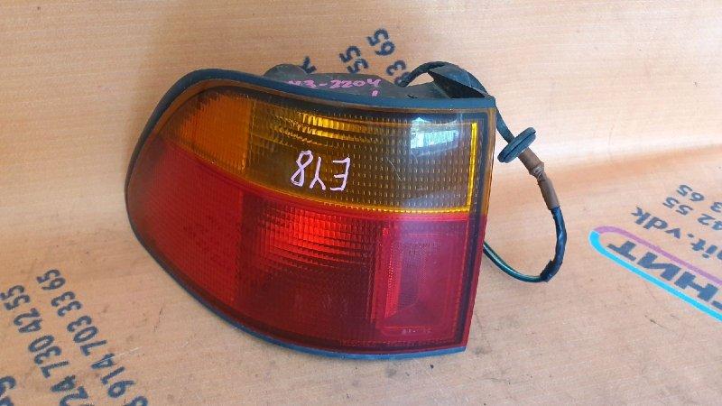 Стоп-сигнал Honda Orthia EY8 D16A задний левый (б/у)
