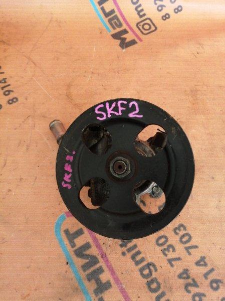 Насос гидроусилителя руля Mazda Bongo SKF2V RF (б/у)