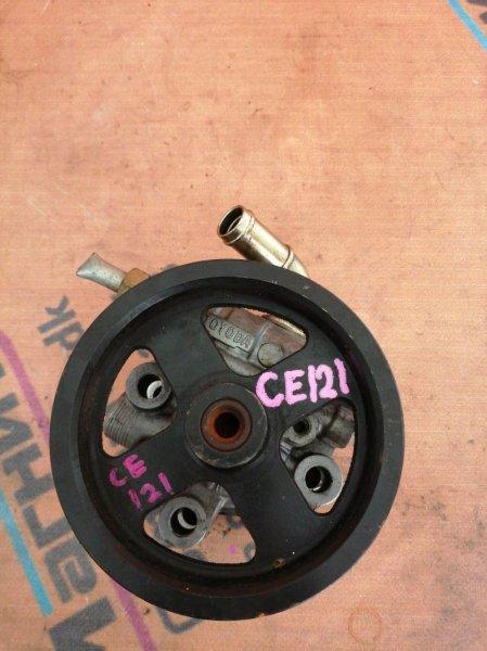 Насос гидроусилителя руля Toyota Corolla CE121 3C-E (б/у)