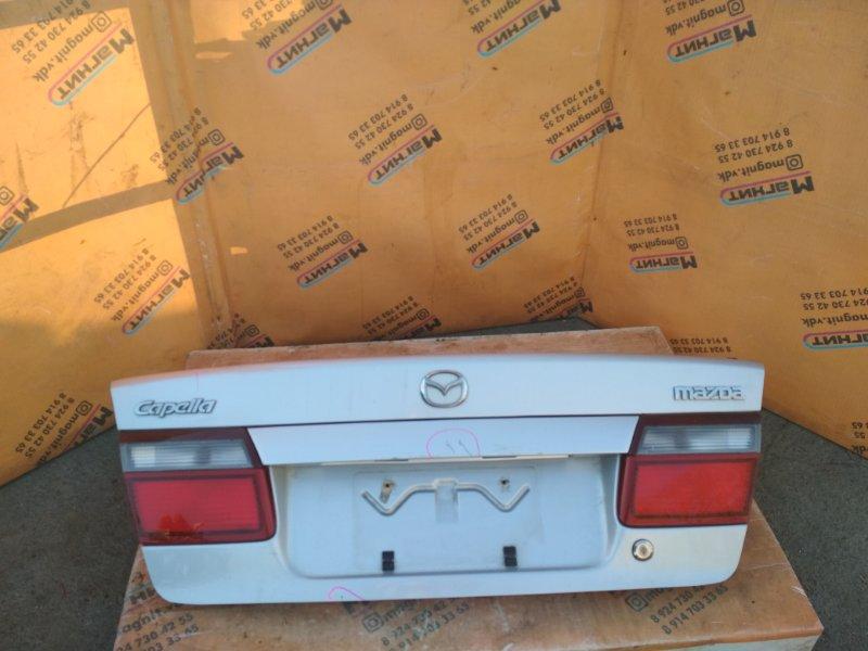 Крышка багажника Mazda Capella GFER FSDE (б/у)