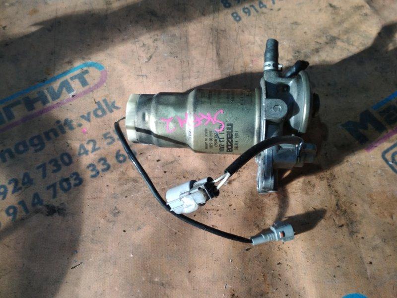 Насос ручной подкачки Mazda Bongo SKF2M (б/у)