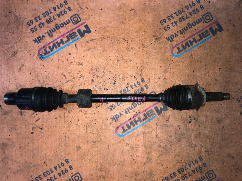 Привод Suzuki Sx4 YB41S J20A передний правый (б/у)