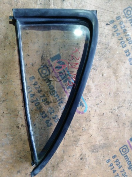 Форточка двери Toyota Hilux Surf KZN185 задняя правая (б/у)