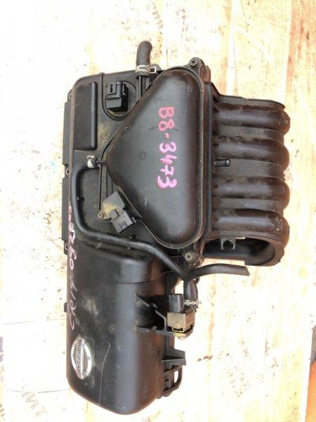 Коллектор впускной Nissan Cube BNZ11 CR14DE (б/у)