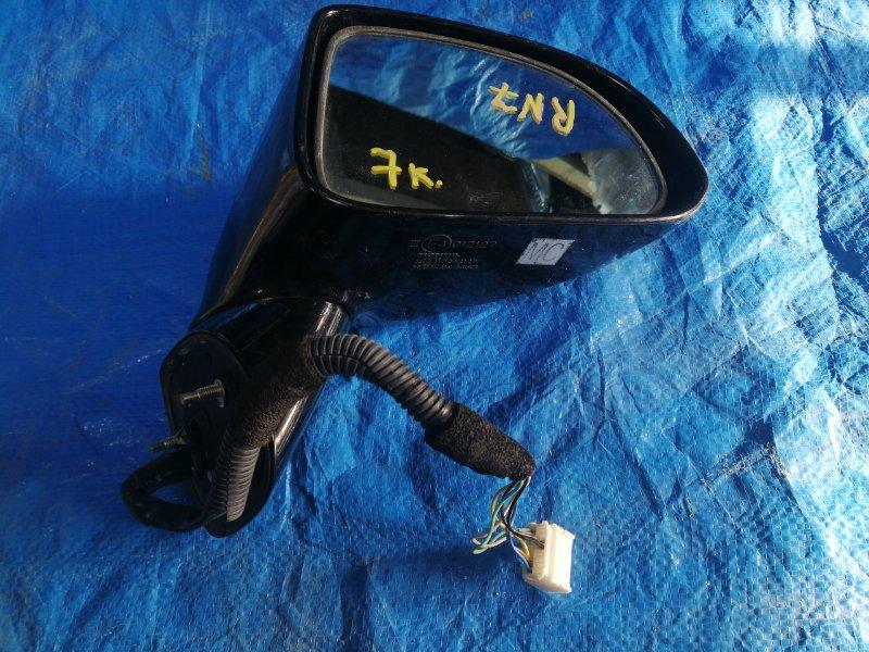 Зеркало Honda Stream RN7 переднее правое (б/у)