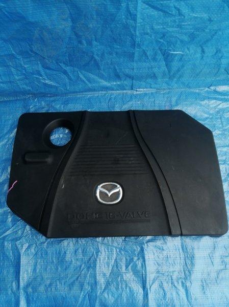 Крышка двс декоративная Mazda Premacy CR3W L3 (б/у)