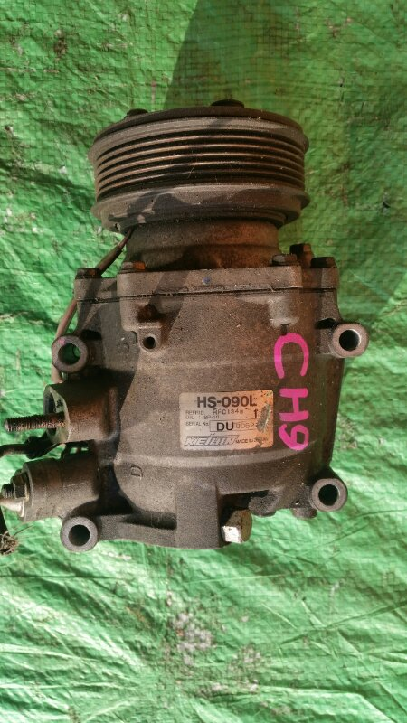 Компрессор кондиционера Honda Accord CH9 H23A (б/у)