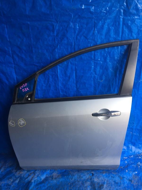 Дверь Mazda Mpv LY3P передняя левая (б/у)