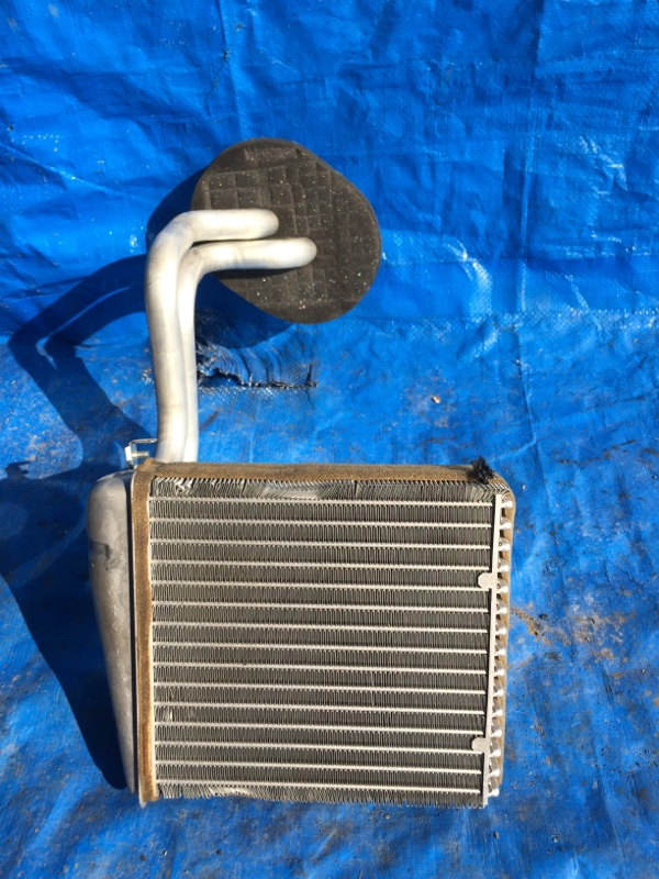 Радиатор печки Nissan Bluebird Sylphy KG11 (б/у)