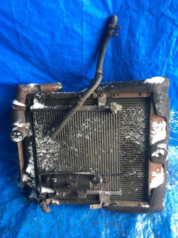 Радиатор основной Mitsubishi Canter FD50AB 4M40 (б/у)