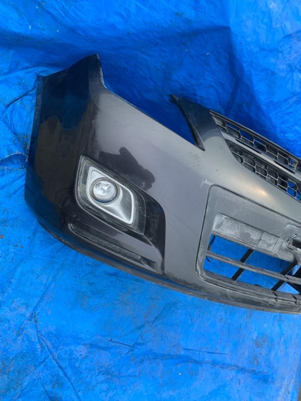 Бампер Mazda Mpv LY3P L3 передний (б/у)
