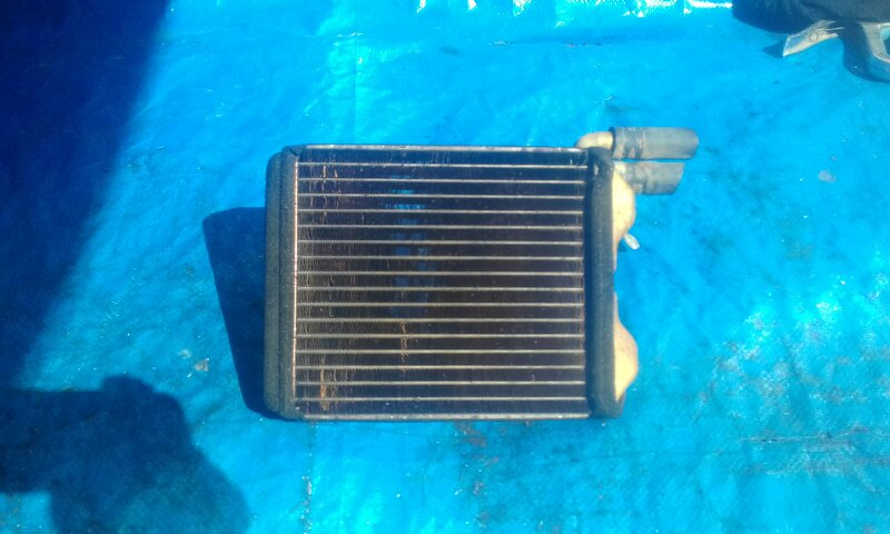 Радиатор печки Mitsubishi Canter FD50AB (б/у)