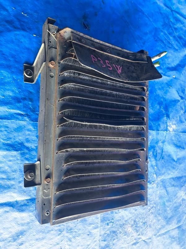 Радиатор кондиционера Mitsubishi Delica P35W 4D56 (б/у)