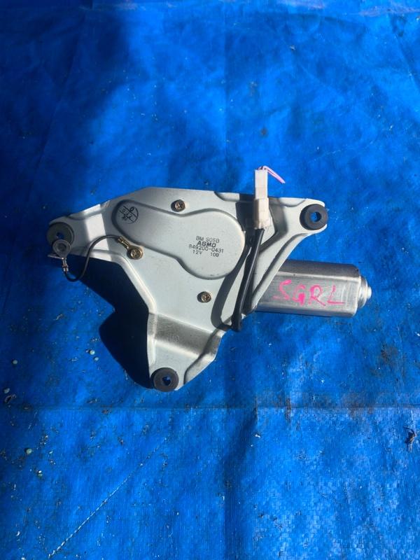 Мотор дворников Mazda Mazda Bongo Friendee SGLR задний (б/у)