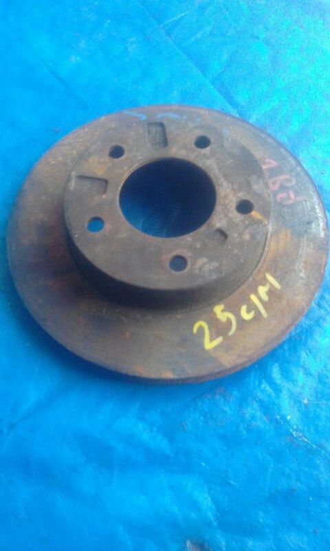 Тормозной диск Mazda Bongo SK82 F8 передний левый (б/у)