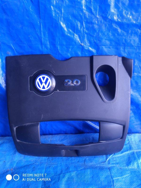 Крышка двс декоративная Volkswagen Golf (б/у)