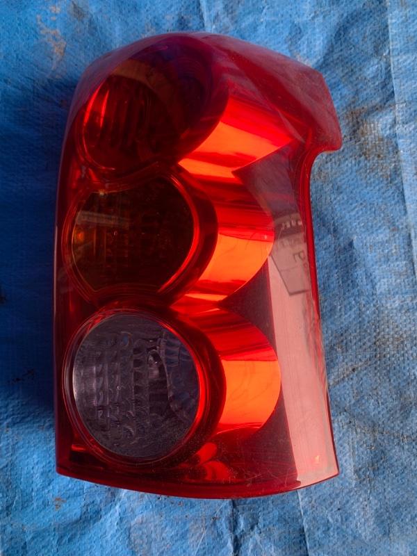 Стоп-сигнал Toyota Raum NCZ25 задний правый (б/у)