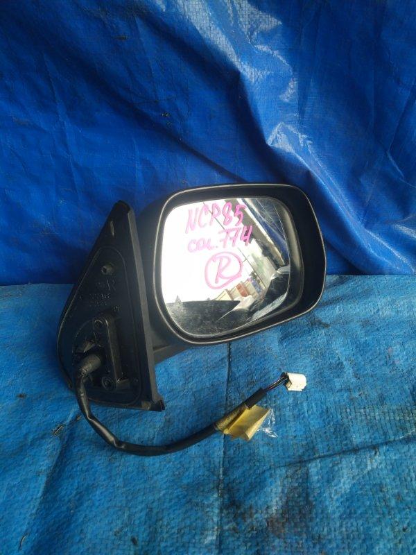 Зеркало Toyota Sienta NCP85 переднее правое (б/у)