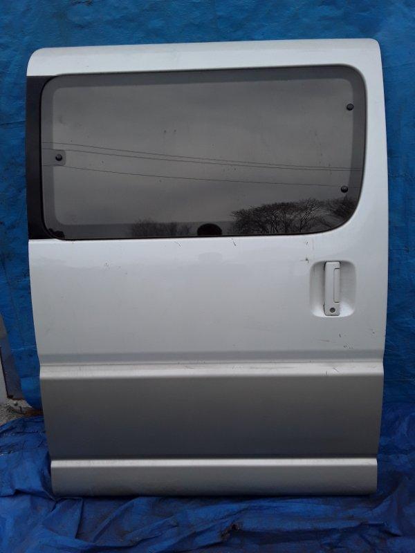 Дверь Toyota Granvia VCH16 задняя правая (б/у)