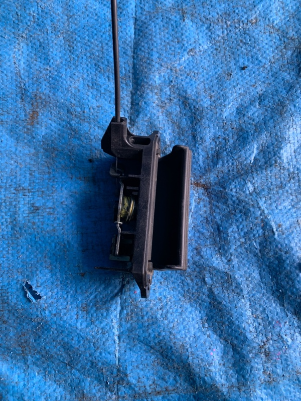 Ручка двери задней Toyota Corolla Spacio NZE121 (б/у)