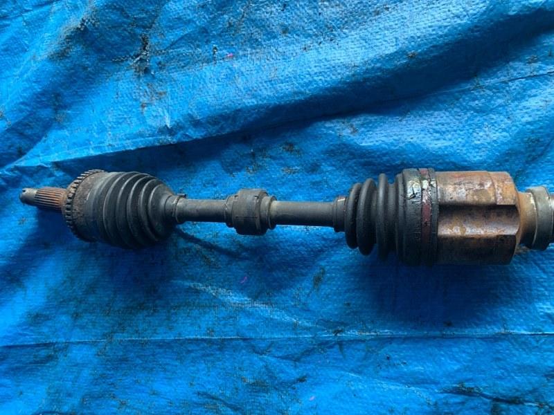 Привод Mazda Mpv LY3P L3 передний правый (б/у)
