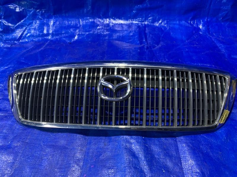Решетка радиатора Mazda Sentia HEEA 1997 передняя (б/у)