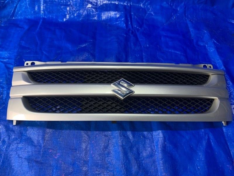 Решетка радиатора Suzuki Wagon R MH21S передняя (б/у)