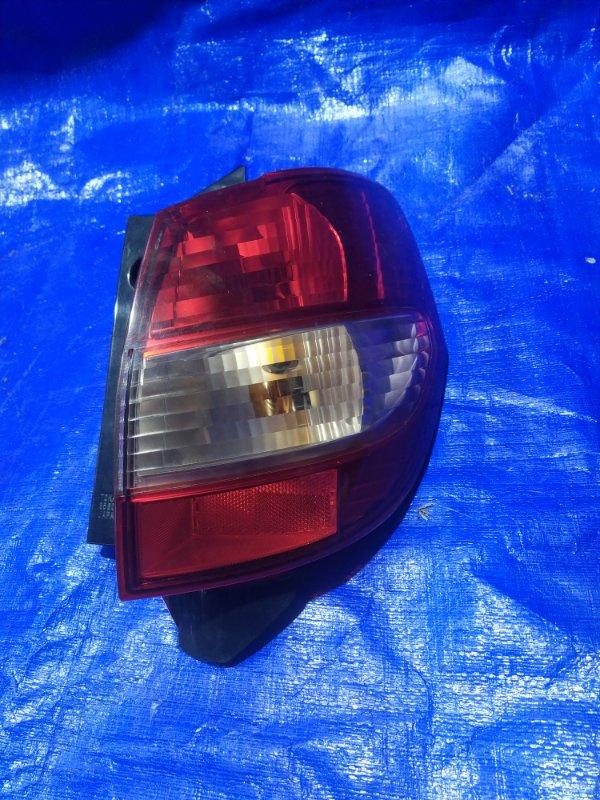 Стоп-сигнал Suzuki Cervo HG21 задний правый (б/у)
