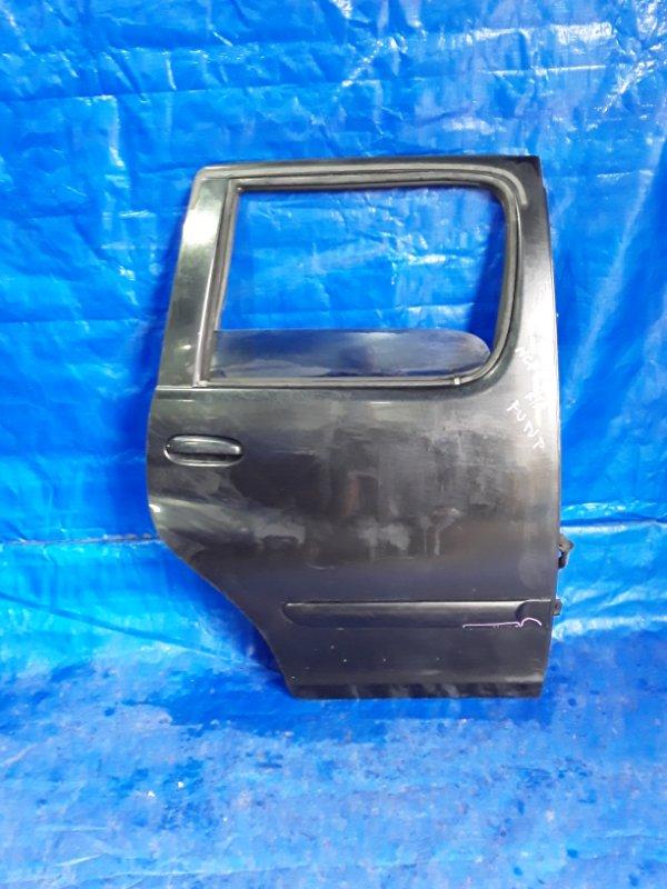 Дверь Toyota Funcargo NCP25 задняя правая (б/у)