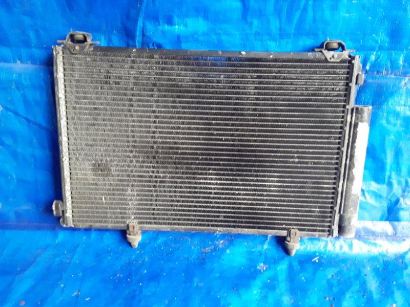 Радиатор кондиционера Toyota Funcargo NCP25 (б/у)