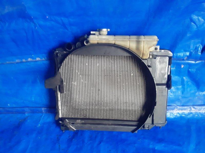 Радиатор основной Nissan Caravan VW6E26 (б/у)