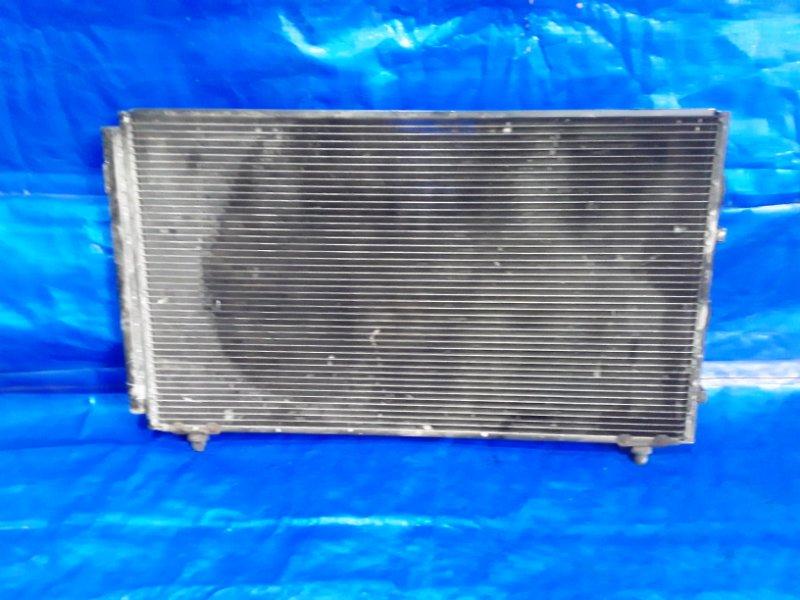Радиатор кондиционера Toyota Estima MCR40 (б/у)