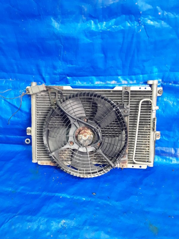 Радиатор кондиционера Suzuki Jimny JB23W (б/у)