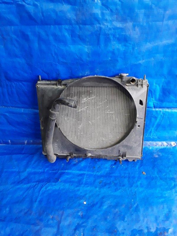 Радиатор основной Nissan Elgrand ATWE50 ZD30 (б/у)