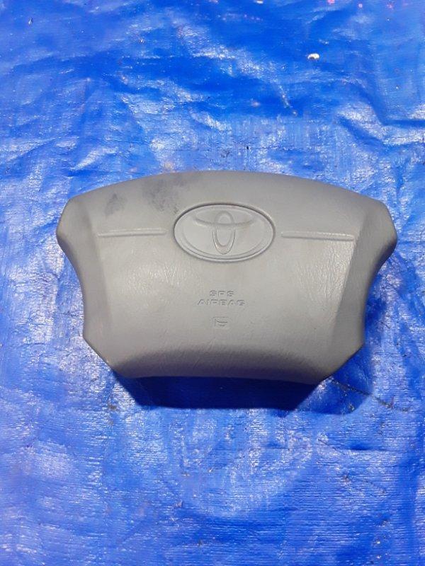 Airbag водительский Toyota Land Cruiser Prado VZJ95 (б/у)