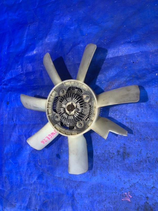 Вентилятор с вязкостной муфтой Nissan Caravan VW6E26 YD25DDTI (б/у)