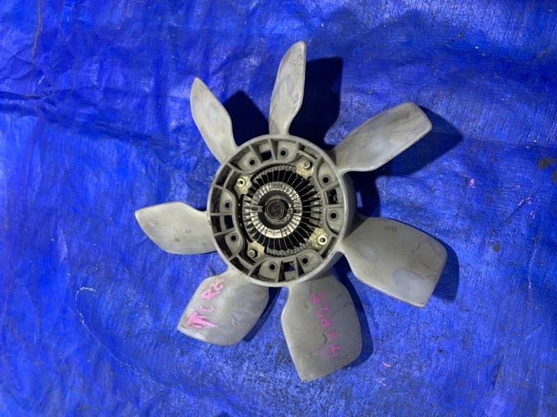Вентилятор с вязкостной муфтой Toyota Estima TCR25 2TZ (б/у)