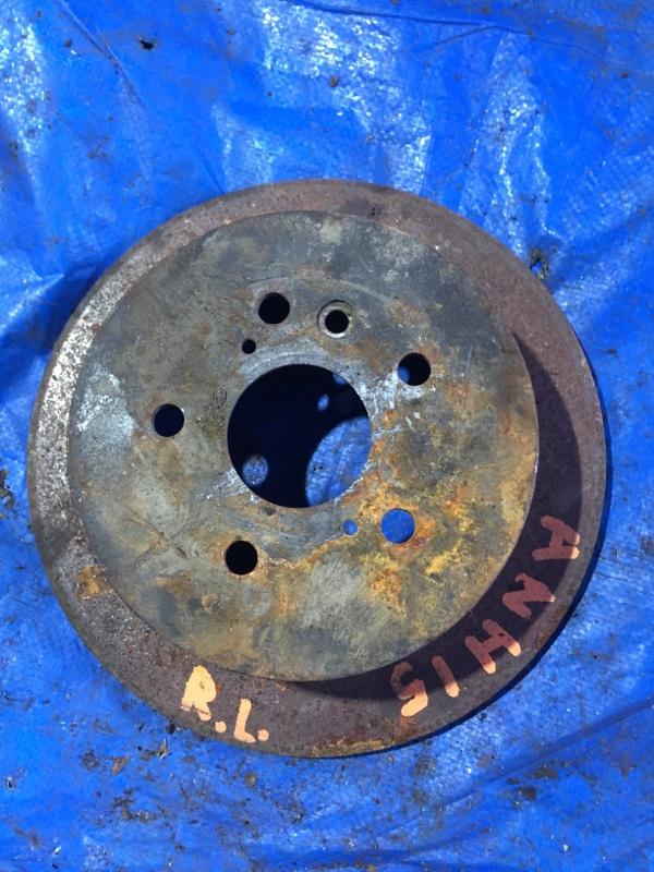 Тормозной диск Toyota Alphard ANH15 2AZFE задний (б/у)
