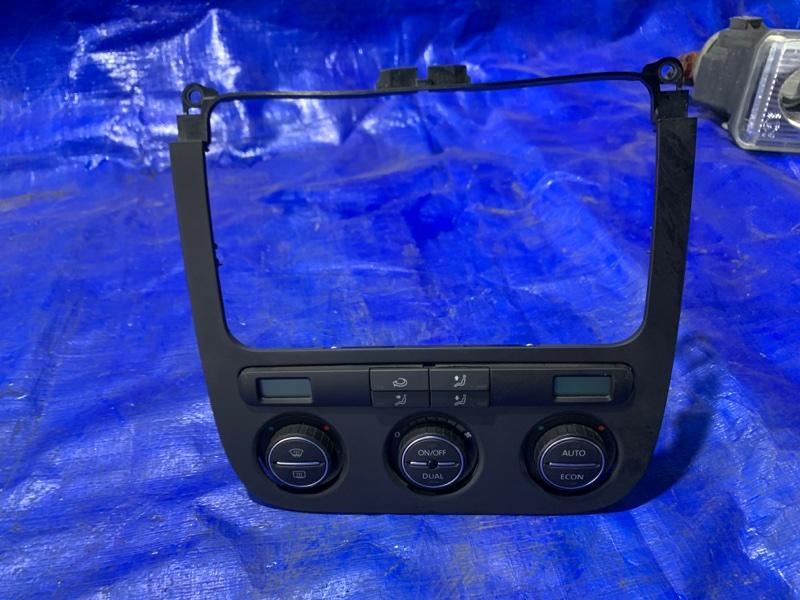 Блок управления климат-контролем Volkswagen Golf WVWZZZ1KZ4U000785 (б/у)